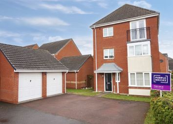 Thumbnail 5 bed detached house for sale in Buttercup Way, Bedworth
