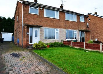 Thumbnail 3 bed semi-detached house for sale in 15 Norstead Crescent, Bramley