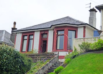 Thumbnail 2 bed bungalow for sale in Kilmacolm Road, Greenock