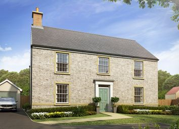 "Thumbnail 5 bed detached house for sale in ""Henley"" at Warminster Road, Beckington, Frome"