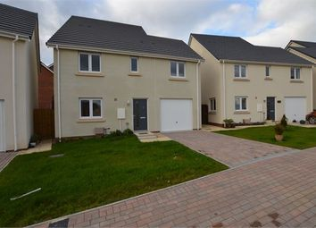 Thumbnail 4 bed detached house to rent in Penns Way, Kingsteignton, Newton Abbot, Devon.