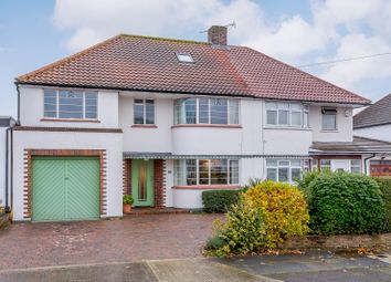 5 bed semi-detached house for sale in Meadow Hill, New Malden KT3