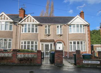 3 bed terraced house to rent in Wyver Crescent, Coventry CV2