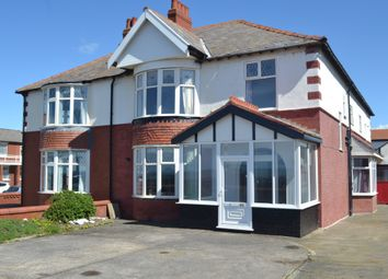 Thumbnail 6 bedroom semi-detached house for sale in Queens Promenade, Blackpool