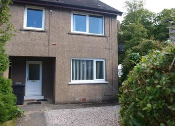 Thumbnail 1 bed flat to rent in Lindeth Close, Silverdale, Carnforth