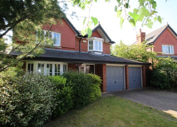 Thumbnail 4 bed detached house to rent in Queensbury Close, Wilmslow
