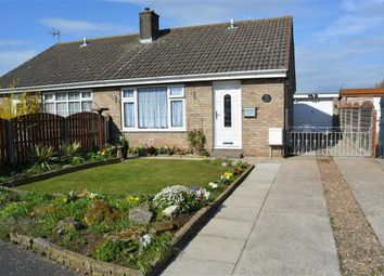 Thumbnail 2 bedroom semi-detached bungalow for sale in Beechfield Close, Thorpe Willoughby