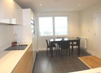 Thumbnail 3 bed flat to rent in Peartree Way, Greenwich Millenium Village