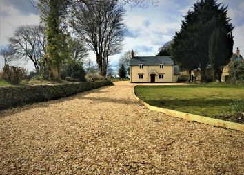 Thumbnail 4 bed detached house for sale in Salisbury Road, Donhead St. Mary, Shaftesbury