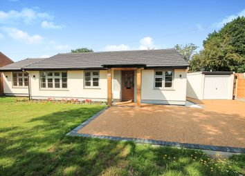 Thumbnail 3 bedroom detached bungalow for sale in Green Lane, Crossways, Dorchester