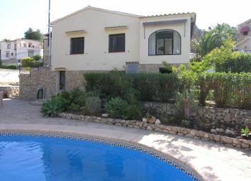 Thumbnail 3 bed villa for sale in Benissa, Alicante, Costa Blanca. Spain