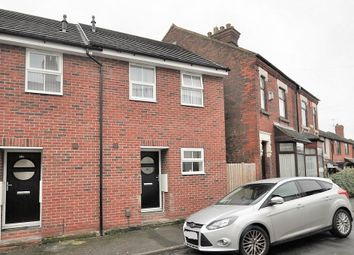 Thumbnail 2 bed town house for sale in Birch Street, Northwood, Stoke-On-Trent