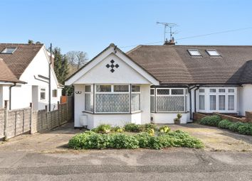 Thumbnail 2 bed semi-detached bungalow for sale in Links Way, Croxley Green, Rickmansworth