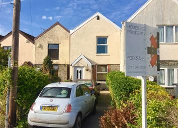 Thumbnail 2 bed terraced house for sale in Counterpool Road, Bristol