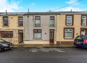 Thumbnail 3 bed terraced house for sale in Greenfield Street, Maesteg