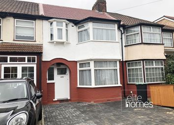 Thumbnail 4 bed terraced house to rent in Galliard Road, London