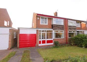Thumbnail 3 bed semi-detached house for sale in Cemetery Road, Denton, Manchester