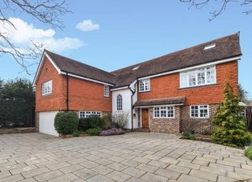 Thumbnail 7 bed detached house for sale in Scotts Lane, Bromley