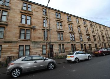 Thumbnail 2 bed flat for sale in Garturk Street, Glasgow, Lanarkshire
