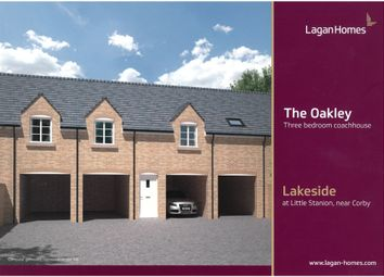 Thumbnail 3 bed property for sale in Savernake Drive, Corby