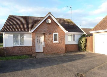 Thumbnail 2 bed semi-detached bungalow to rent in Robin Mews, Wisbech