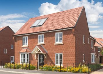 "Thumbnail 4 bedroom detached house for sale in ""Cornell"" at Mill Lane, Horsford, Norwich"