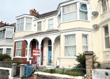 Thumbnail Terraced house for sale in Beechwood Terrace, Mutley, Plymouth
