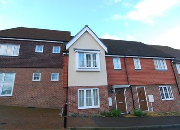Thumbnail 2 bed terraced house to rent in Taylor Close, Tonbridge