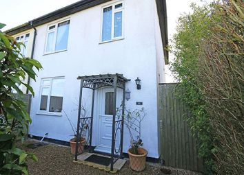 Thumbnail 2 bed semi-detached house for sale in Fargo Road, Larkhill, Salisbury, Wiltshire