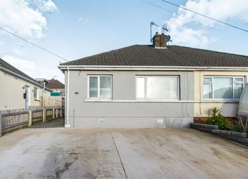 Thumbnail 2 bed bungalow to rent in Coleridge Close, Cefn Glas, Bridgend