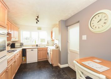Thumbnail 4 bed detached house for sale in Bittern Close, Thetford