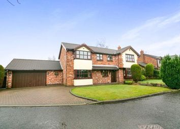 Thumbnail 4 bed detached house for sale in Foxhill Chase, Offerton, Stockport, Chehsire