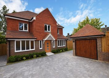 Thumbnail 4 bed detached house for sale in Hempstead Road, Uckfield