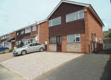 Thumbnail 3 bed detached house to rent in Blenheim Road, Kingswinford, West Midlands.