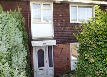 Thumbnail 3 bedroom terraced house for sale in East Avenue, Tividale, Oldbury