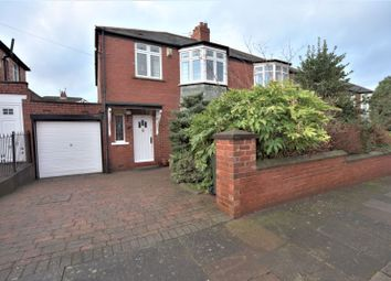 3 bed semi-detached house for sale in Beatrice Road, Newcastle Upon Tyne NE6