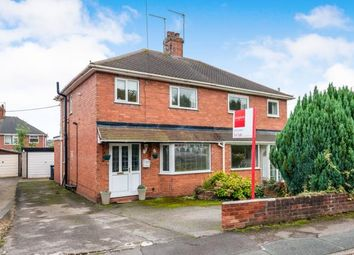 Thumbnail 3 bed semi-detached house for sale in Halfway Place, Silverdale, Newcastle -Under-Lyme, Staffs