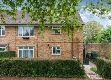 Thumbnail 3 bed maisonette for sale in Pemerton Road, Weeke, Winchester