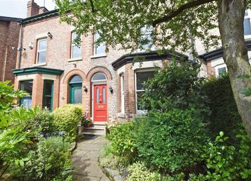 Thumbnail 4 bedroom terraced house for sale in Cresswell Grove, West Didsbury, Manchester