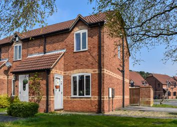2 bed end terrace house for sale in Roewood Close, Kirkby-In-Ashfield, Nottingham NG17