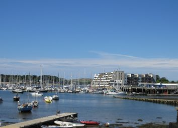 Thumbnail 3 bed flat for sale in Strand Street, Stonehouse, Plymouth