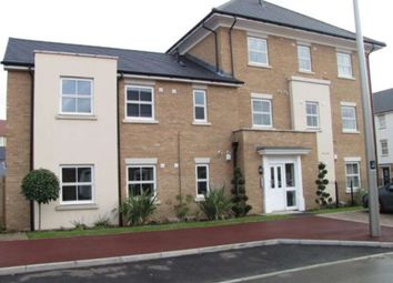 Thumbnail 2 bed flat to rent in Rowditch Furlong, Milton Keynes