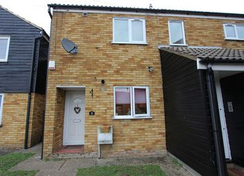 Thumbnail 2 bed flat for sale in Maytree Close, Rainham, London