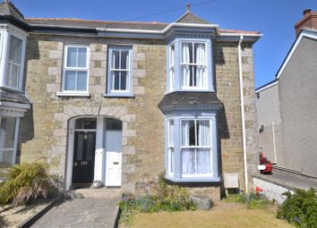 Church Hill, Helston TR13. 3 bed semi-detached house for sale
