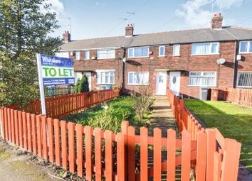 Thumbnail 2 bedroom terraced house to rent in Marfleet Avenue, Hull