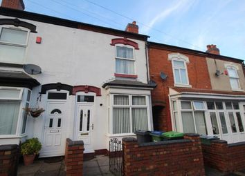 Thumbnail 3 bed terraced house for sale in Unett Street, Smethwick, West Midlands