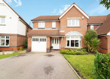 Thumbnail 4 bed detached house for sale in Hobhouse Close, Great Barr, Birmingham