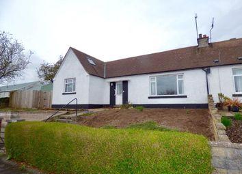 Thumbnail 3 bed semi-detached bungalow for sale in St. Michaels Road, Crossmichael, Castle Douglas