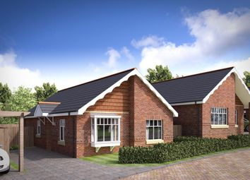 Thumbnail 3 bed bungalow for sale in Eureka Lodge Gardens, Swadlincote
