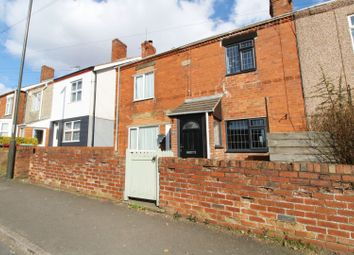 Thumbnail 2 bed terraced house for sale in Chesterfield Road, North Wingfield, Chesterfield